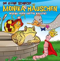 Monika Häuschen und Kröten