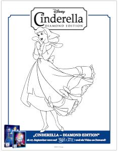 Disney Cinderella Pooh B Log Designblog