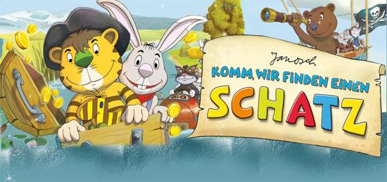Janosch Komm Wir Finden Einen Schatz Pooh B Log Designblog