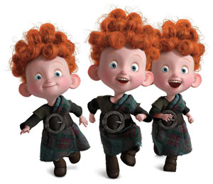 Merida Legende Der Highlands Die Figuren Pooh Blog Designblog