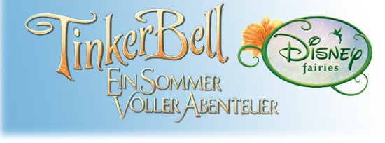 tinkerbell ein sommer voller abenteuer. Black Bedroom Furniture Sets. Home Design Ideas